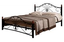 Купить кровать Фортуна 2 чёрный чёрный в Красноярске