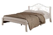 Купить кровать Фортуна 4 Лайт белый белый в Красноярске