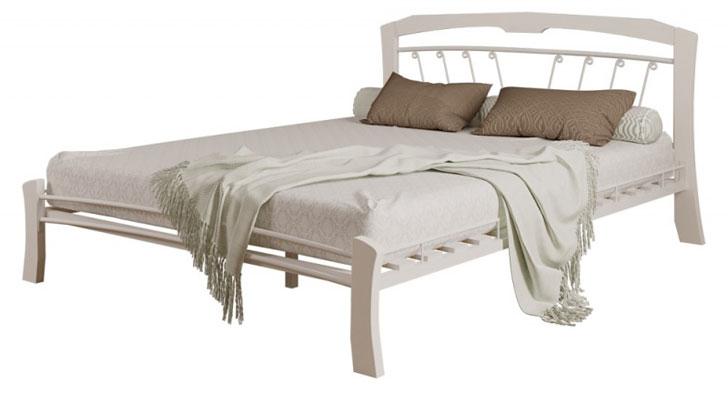 Кровать Муза лайт белый купить в Красноярске