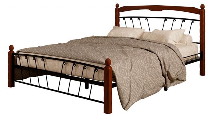 Кровать Ланта махагон купить в Красноярске