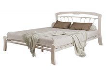 Купить кровать Муза 4 лайт белый белый в Красноярске