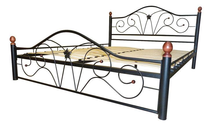 Кровать Бангкок чёрный купить в Красноярске