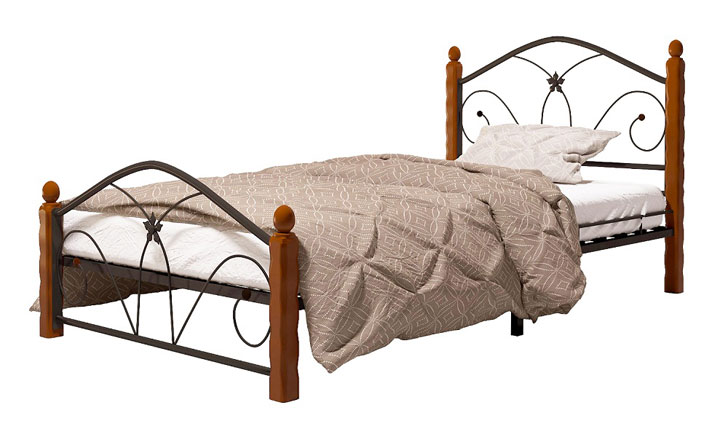 Кровать Бангкок махагон купить в Красноярске