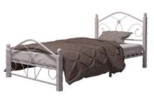 Купить кровать Селена 1 белый белый в Красноярске